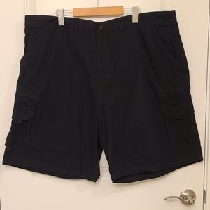 Big Dogs Black Cargo Shorts